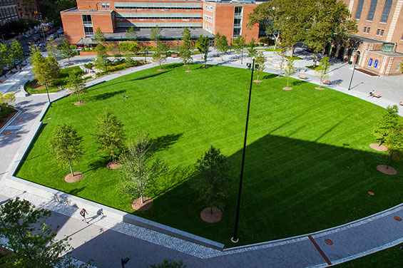 Shoemaker Green at University of Pennsylvania | Philadelphia USA | Andropogon Associates