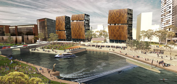 Parramatta River Urban Design Strategy | McGregor Coxall