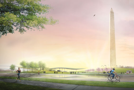Final National Mall Designs go on display